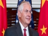 Tillerson Makes Second Trip To China Amid NKorea Crisis