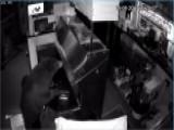 Three Bears Break Into Colorado Pizzeria: Watch Surveillance Video