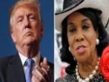 Trump Targets 'Wacky Congresswoman Wilson' On Twitter