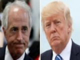 Trump Rips Corker For Suggesting WH Step Aside On Tax Reform