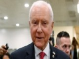 The Atlantic: Hatch Tells Friends He Will Retire