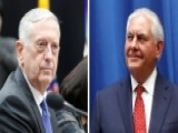 Tillerson, Mattis Testify On Trump's Power To Fight Terror