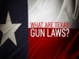 Texas Gun Laws Explained