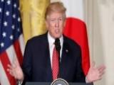 Trump: US Won't Be Taken Advantage Of