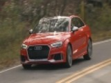 The Audi RS3 Is The Oddest Sport Sedan You Can Buy