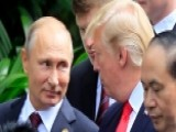 Trump Says Putin Denies Meddling In The 2016 US Election