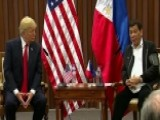 Trump, Philippines' Duterte Meet Amid Drug War Controversy