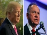 Trump On Roy Moore: We Don't Need A Democrat Like Jones