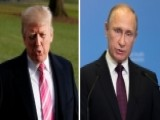 Trump And Putin Speak For More Than An Hour