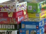 Toys For Tots Teams Up With Hasbro For Christmas