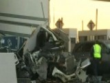 Toll Booth Attendant Killed In Oakland Crash