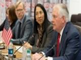 Tillerson Attending UN North Korea Meeting