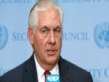 Tillerson Walks Back Comments About Talks With North Korea