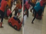 Toddler Caught Up In Middle Of Florida Mall Brawl