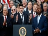 Trump, Republicans Take Victory Lap On Tax Reform