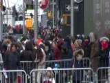 Temps Below 15 Degrees Expected For Times Square On NYE
