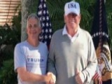Trump Supporter Gets Unexpected Visit To Mar-a-Lago