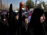 Trump Stresses Support For Iran Protesters