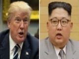 Trump: Probably Have Very Good Relationship With Kim Jong Un