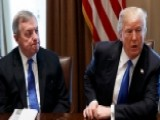 Trump-Durbin Feud Escalates As Government Shutdown Looms