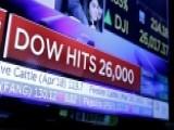 The Dow Crosses A Milestone