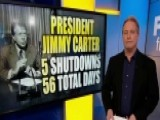The History Of US Government Shutdowns