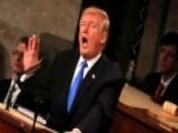 Trump Extends An Olive Branch To Democrats In SOTU Speech