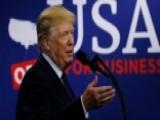 Trump: Massive Tax Cuts At Center Of America's Resurgence