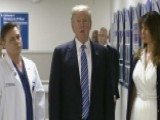 Trump Thanks Physicians Who Responded To Florida Shooting