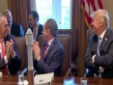 Trump: Gary Cohn May Be A Globalist, But I Still Like Him