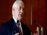 Tillerson Cautious About Negotiations With North Korea