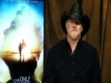 Trace Adkins Talks Acting In 'I Can Only Imagine'