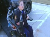 Texas Boy With Rare Disorder Gets Wish Granted And Becomes A Cop