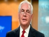 Tillerson Issues Warnings In Final Official News Conference