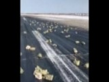 Tons Of Gold Fall From Cargo Plane Onto Runway