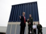 Trump Tweets That Border Wall Is Needed For National Defense