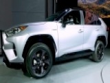 The 2019 Toyota Rav4 Is A Tough Looking Trucklet