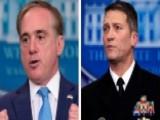 Trump Fires Secretary Shulkin Taps Ronny Jackson To Lead VA
