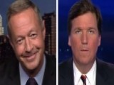 Tucker Takes On O'Malley On Dems Refusing To Protect Border
