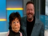 Terry Fator Debuts His New Character On 'Fox & Friends'