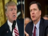 Trump Blasts Comey As Details Emerge From Unreleased Book