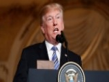 Trump: No Missiles Were Shot Down During Syrian Strike