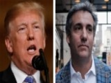 Trump Reportedly Told He's Not A Target In Cohen Probe