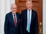 Trump Receives Assurance From Rosenstein, Adds Rudy To Team