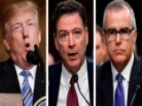 Trump Tweets: Comey Threw McCabe 'under The Bus'