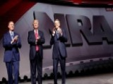Trump, Pence To Attend Annual NRA Convention