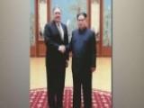 Trump Cancels Iran Deal, Pompeo In North Korea
