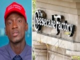 Trump Supporter Berated At Cheesecake Factory
