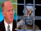 Tom Homan: MS-13 Kills For Sport