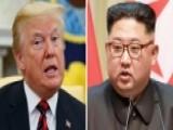 Trump Cancels Summit With Kim, Cites Tremendous Anger